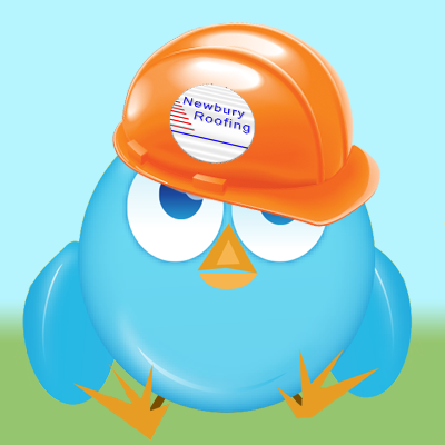 Follow Newbury Roofing on Twitter